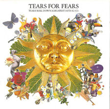 Tears Roll Down: Greatest Hits 1982-1992 by Tears for Fears (CD, Mar-1992, PolyG