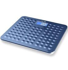 Famili Non Slip Accurate Digital Body Weight Bathroom Scale, 400lb/180kg, Blue