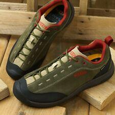 KEEN Outdoor 1023870 Men's Jasper II Waterproof Dark Olive/Safari Sneakers Shoes
