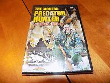 THE MODERN PREDATOR HUNTER Hunting Predators Coyote Hunt Hunts Guns Gun DVD NEW