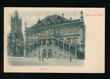 Bern Posted Single Collectable Swiss Postcards