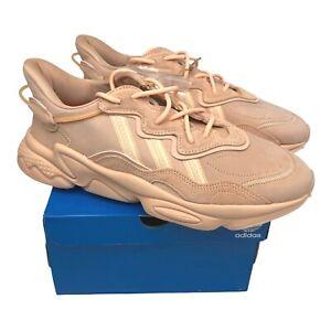 Adidas Originals Ozweego Glow Orange Men's Running Shoes Size 10.5. FZ1962