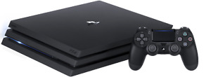 Sony PlayStation 4 Pro 1TB Console - Nera