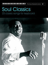 Easy Keyboard Library Soul Classics Soul BEGINNER Learn to Play FABER Music BOOK