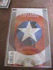 Marvel Comics - The Chosen - Captain America - Morrell & Breitweiser No 1