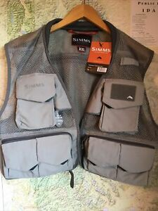 Simms Fishing Products Headwaters Pro Mesh Vest XXL