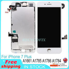 For iPhone 7 Plus Screen LCD Touch Digitizer Assembly Replacement + Camera White