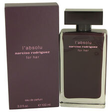 Narciso Rodriguez For Her L'absolu Perfume Women 3.4 oz Eau De Toilette Spray