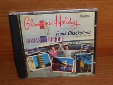 FRANK CHACKSFIELD : ROMANTIC EUROPE & GLAMOROUS HOLIDAY : CD Album : CDLK 4345