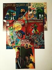 GREEN ARROW LOT #11,12,18,20,21,22, BLOOD OF THE DRAGON VF+8.5, COMBINED SHIPP