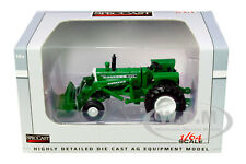 WHITE OLIVER 1755 WF TRACTOR W/LOADER GREEN 1/64 DIECAST MODEL SPECCAST SCT734