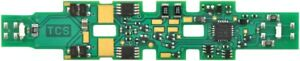 Train Control Systems 1489 N K5D7 Drop-In Decoder for Kato N Scale F40PH