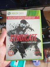 """Sindicato Xbox 360 Promo"""" """"P & P libre de Reino Unido"""