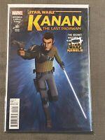 Star Wars Kanan The Last Padawan 1 1:15 Rebels Variant 1st App Ezra Sabine Wren