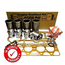Engine Overhaul Kit Fits DAVID BROWN 30D 880 900 950 Implematic Straight Liner