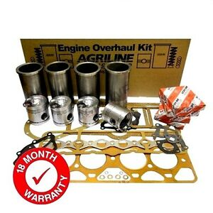 ENGINE OVERHAUL KIT FOR DAVID BROWN 30D 880 900 950 IMPLEMATIC STRAIGHT LINER