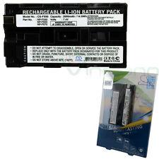 Batteria alta qualità videocamera F550 X-Longer per SONY HVR-Z1 Z1E Z1N