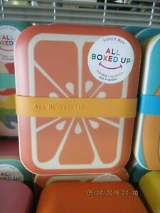 All Boxed Up Eco Friendly Lunch Boxes 12 designs to choose from all brand new