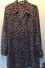Leopard Print Zara Dress XL
