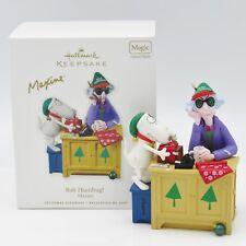 Hallmark 2010 Maxine Bah Humbug! Ornament Magic with Sound New in Box (Gg)