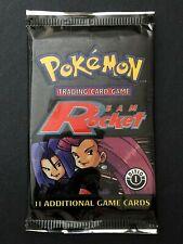 1st Edition 1999 Team Rocket Returns Sealed Pokemon Booster packs MINT Art 1