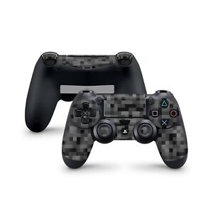 Minecraft Black Skin For Sony Playstation 4 Dualshock Wireless Controller PS4