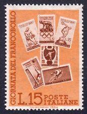 Italia 1173, posta freschi/**/giorno di francobollo