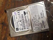 "Toshiba Laptop Hard Drive 2.5"" HDD IDE MK6025GAS HDD2189 60GB Disk"