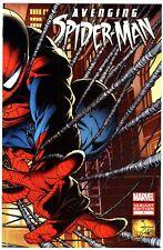 Avenging Spider-Man (2012) #1B NM 9.4 1:50 Joe Quesada Variant