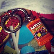 UNIQUE Handmade HARIBO TANGFASTICS KEYRING novelty fab SWEETS novelty CANDY