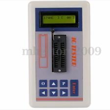Transistor Tester Integrated Circuit IC Tester Meter MOS PNP NPN FET Detector