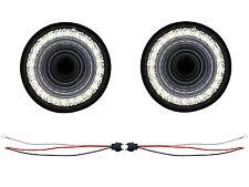 "(2) 24 Led 4"" Round ""Mirage"" Back-Up Light - Universal Truck Trailer RV Hot Rat"