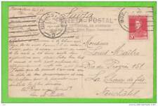 Sur CP - ARGENTINE - 1 timbre - 1925