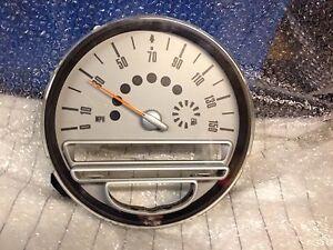 Mini cooper Instrument Cluster Speedometer