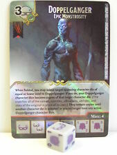 Dice Masters - 1x #129 Doppleganger Epic Monstrosity (Foil) - D&D Tomb of Annihi