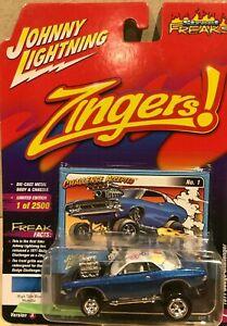 Johnny Lightning Zingers - 1971 Dodge Challenger