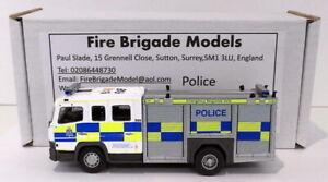Fire Brigade Models 1/50 Scale FBM24 - Mercedes Police Emergency Response Unit
