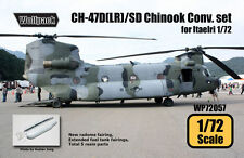 Wolfpack 1/72 CH-47 D (LR)/SD Chinook Conversion Italeri WP72057