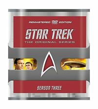 Star Trek: The Original Series: Season 3 (Remastered Edition) Free Shipping