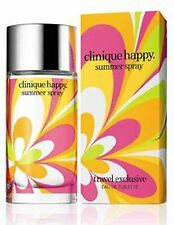 Clinique Happy Summer Eau de Toilette Spray de viaje exclusivo para mujeres 100ml