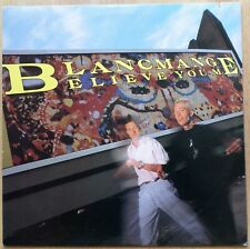 BLANCMANGE - BELIEVE YOU ME - 1985 SIRE RECORD 1-25345