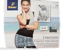 TCM Tchibo 2 x Sporttube Sporttubes Top oder Rock Sport Fitness S M NEU