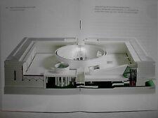 JAMES STIRLING Architektur STAATSGALERIE STUTTGART Museum Stadt Kultur Kunst UK