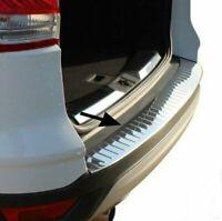 FORD KUGA MK2 2013-2016 Chrome Rear Bumper Protector Scratch Guard S.Steel