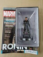 Figure Eroe Iron Man Marvel Prima uscita Movie Collection Eaglemoss The Avengers