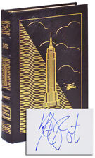 Kurt Vonnegut-SLAPSTICK (2005)-EASTON PRESS-SIGNED LIMITED EDITION-FINE COPY