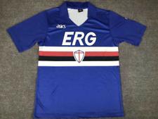 More details for sampdoria retro football shirt.