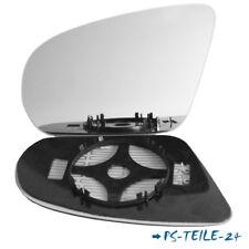Spiegelglas für MERCEDES C-Klasse Coupe C205 10/2015-2018 links beheizbar