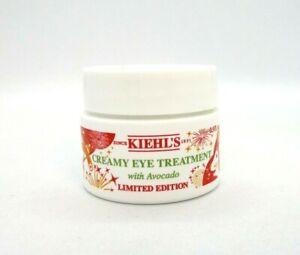 Kiehl's Creamy Eye Treatment Avocado ~ Limited Edition ~ .5 oz ~ Read Descriptio