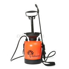 More details for 3l garden pressure sprayer portable pump chemical handheld water spray bottle